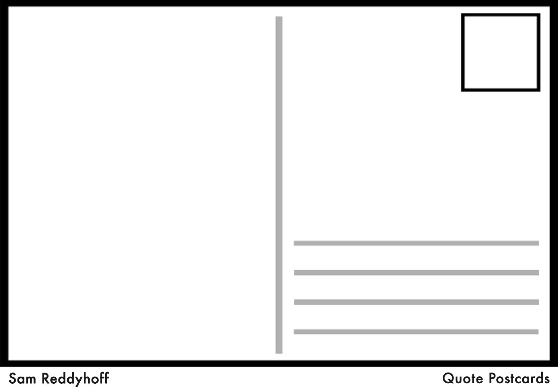 006 Free Printable Postcard Templates Week Workshop Nurulamal Com - Free Printable Postcard Template