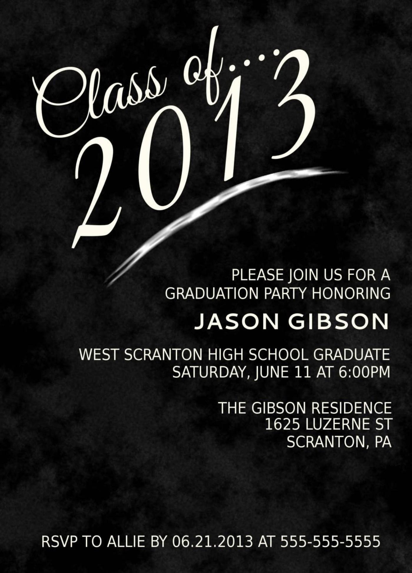 016 Free Printable Graduation Announcement Template Preschool - Free Printable Graduation Invitations 2014