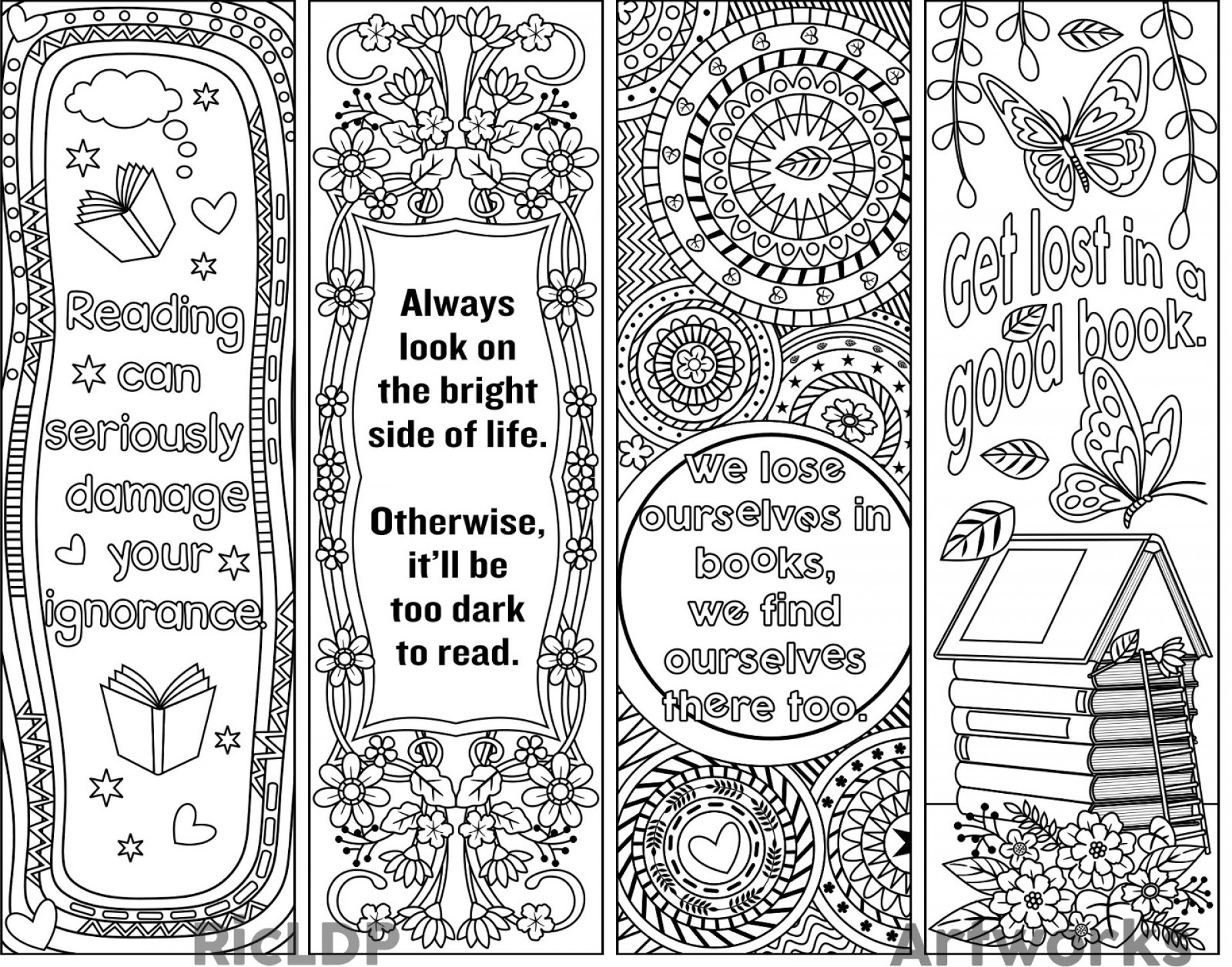 016 Template Ideas Free Printable Bookmark Templates Corner - Free Printable Bible Bookmarks Templates