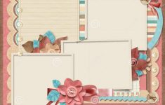Free Printable Scrapbook Pages