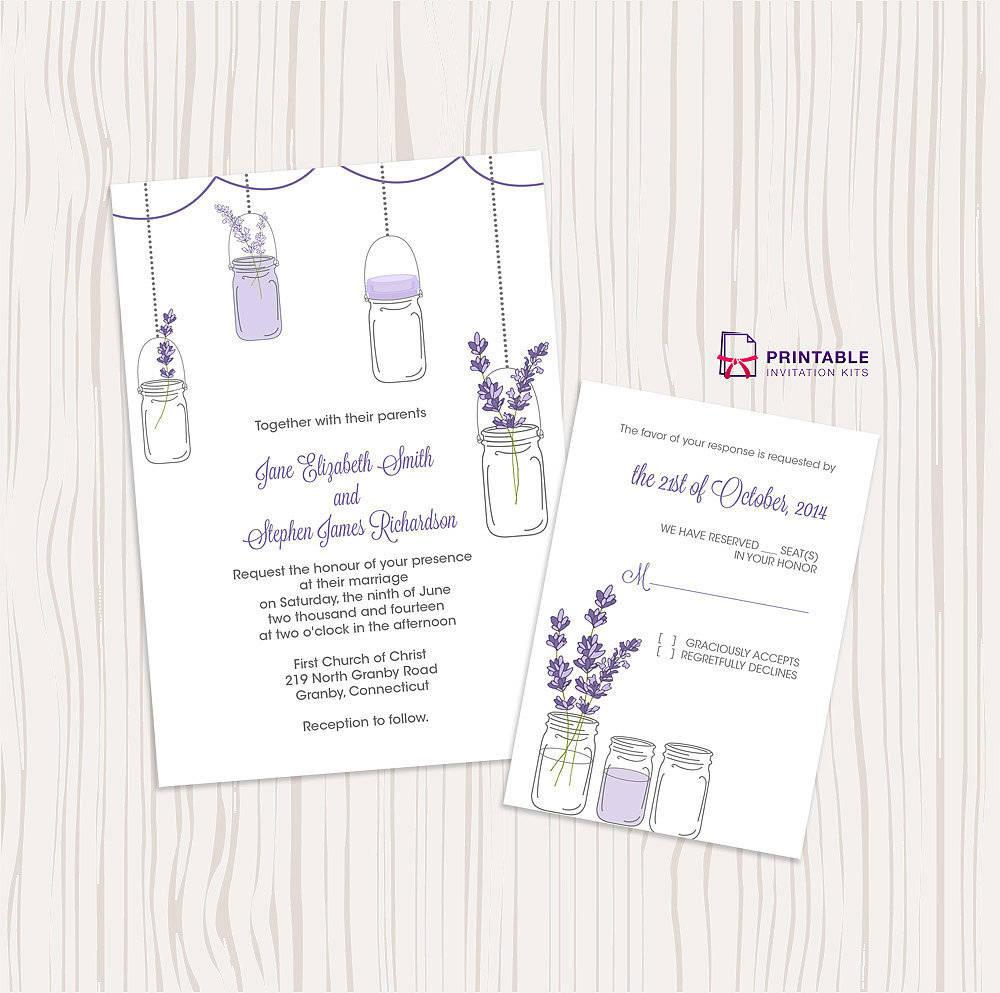 50 Absolutely Stunning Wedding Invitation Templates All For You Free - Free Printable Wedding Invitation Templates