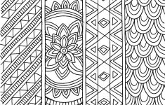 9 Free Printable Adult Coloring Pages | Pat Catan's Blog – Free Printable Coloring Books For Adults