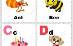 Free Printable Alphabet Flash Cards