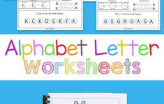Free Printable Alphabet Letters For Display