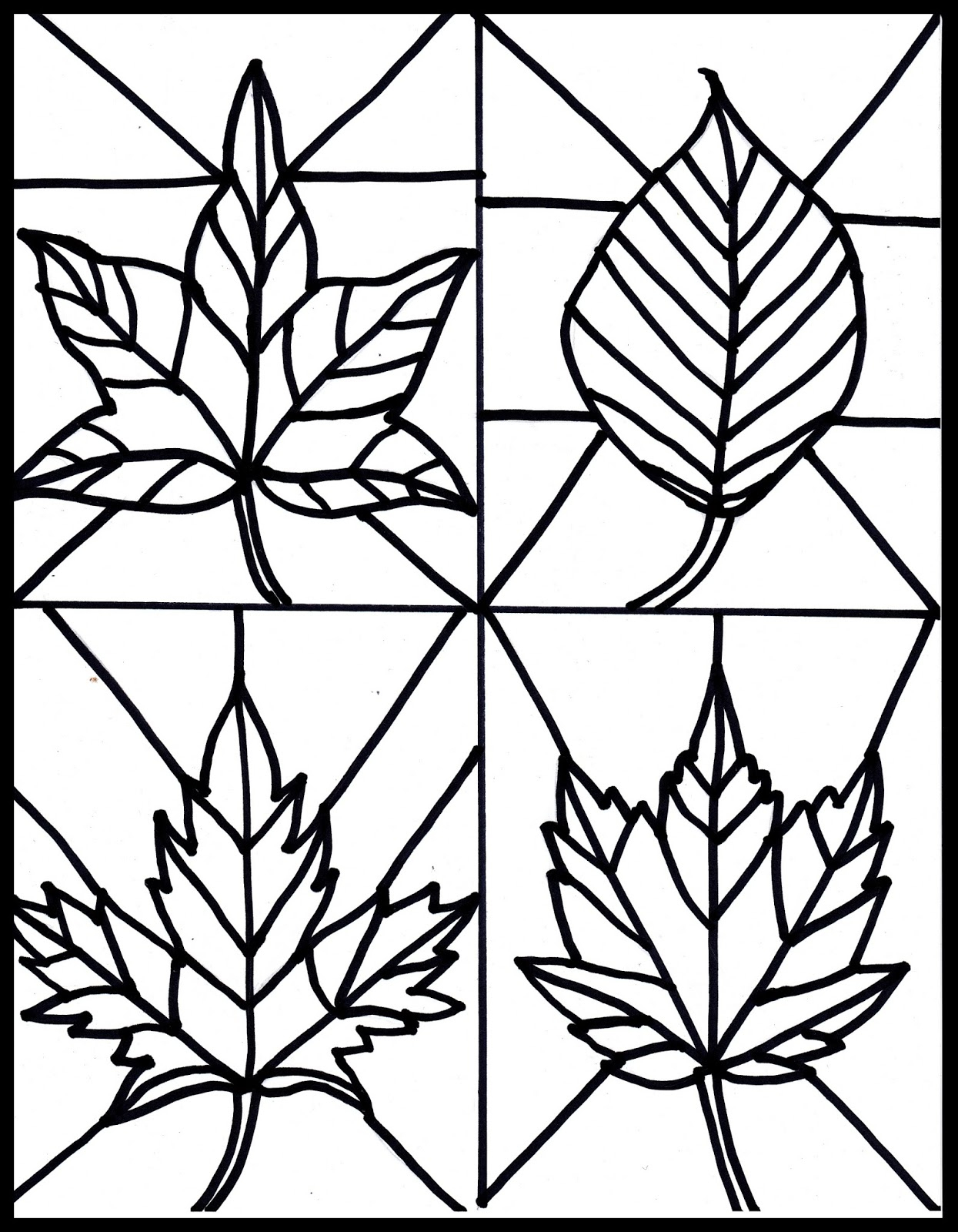 Coloring Pages : Autumn Leaves Coloring Pages Color Impressive Cool - Free Printable Fall Leaves Coloring Pages