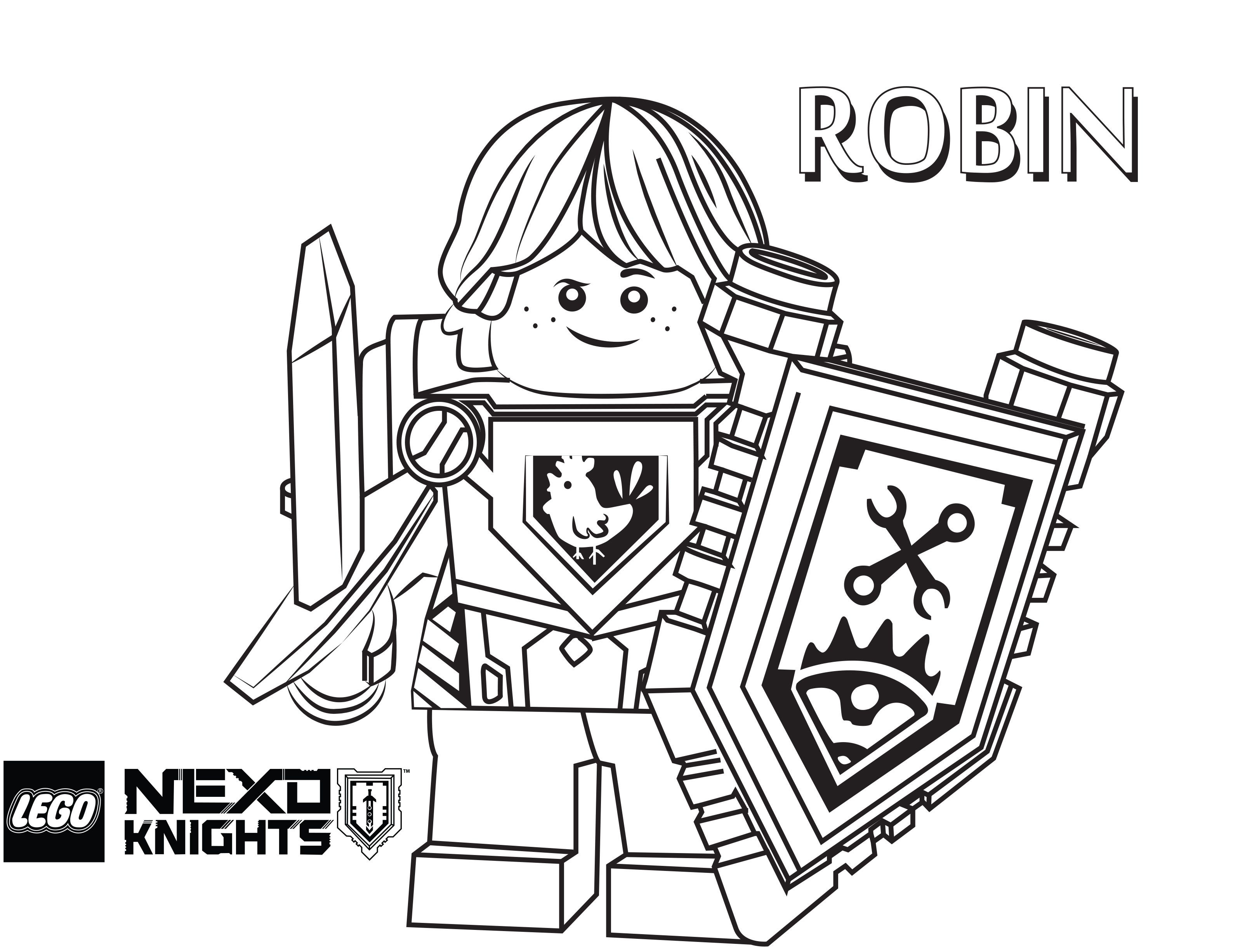 Coloring Pages : Coloring Pageso Nexo Knights Free Printable For - Free Printable Pictures Of Knights