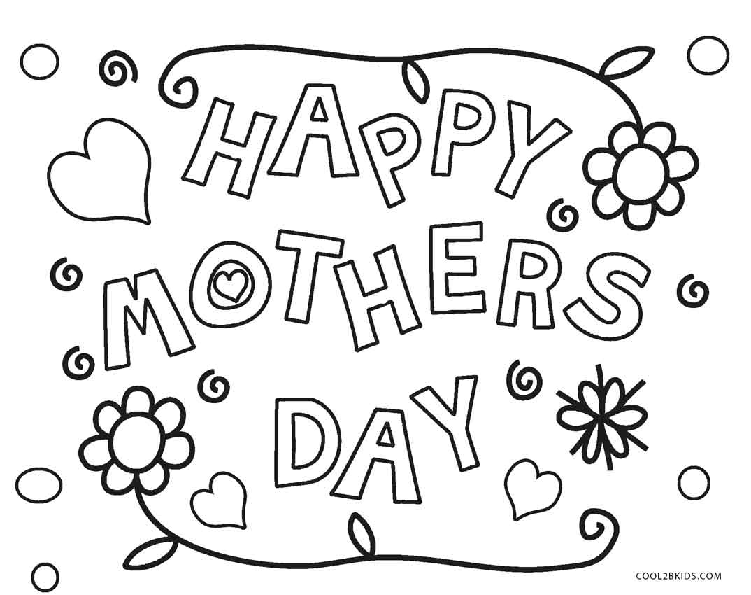 Coloring Pages : Colorings Mothers Day Image Ideas Printable For - Free Printable Mothers Day Coloring Cards