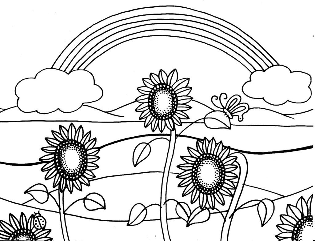 Coloring Pages ~ Incredible Free Beach Coloring Pages Picture - Free Printable Beach Coloring Pages