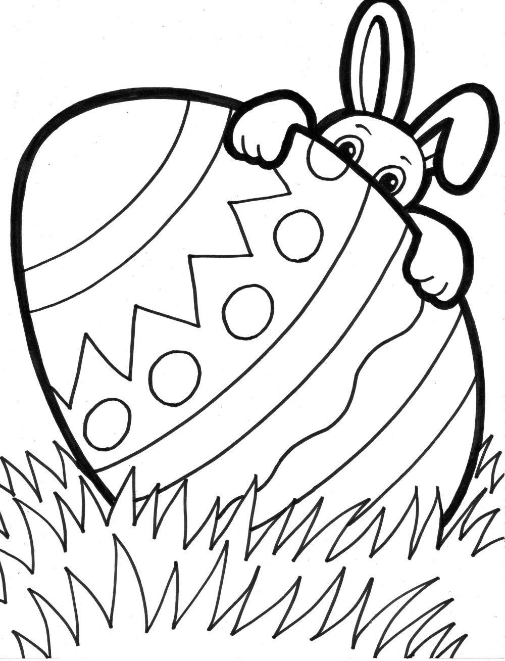 Family Travel Blog And Top Lifestyle Blogger In California   Húsvét - Free Printable Easter Coloring Pictures