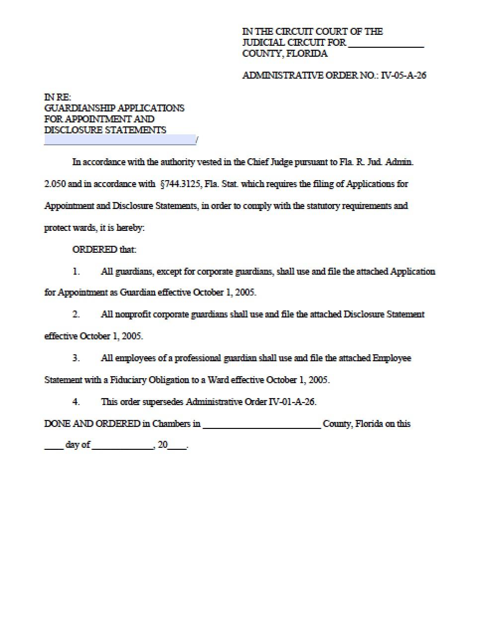Florida Minor Child Power Of Attorney Form - Power Of Attorney - Free Printable Power Of Attorney Form Florida