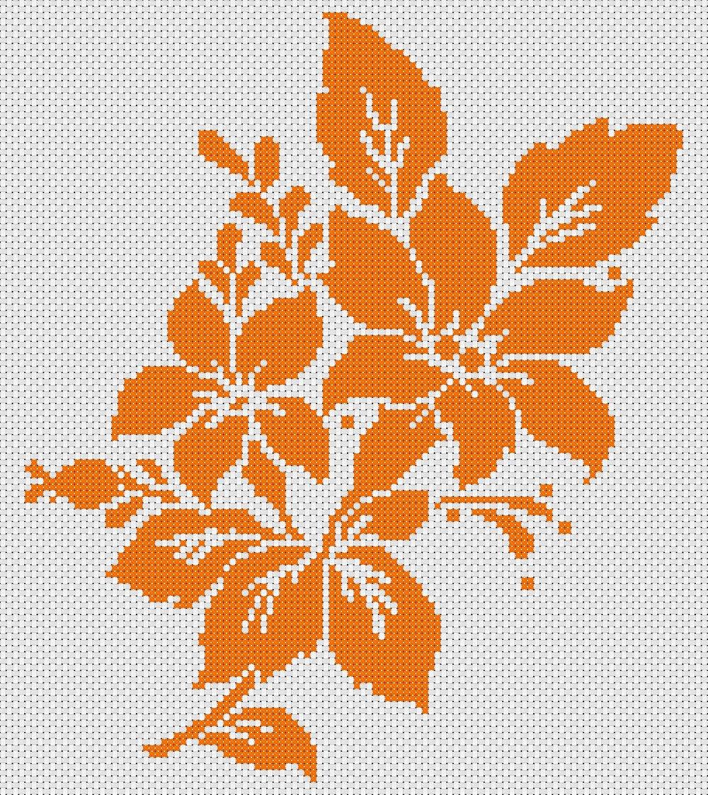 Free Cross-Stitch Patterns — Dmc Philippines - Free Printable Cross Stitch Patterns Flowers