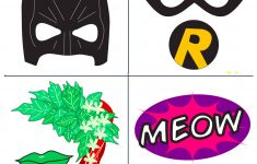 Free Printable Batman Pictures