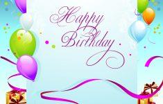 Birthday Clipart Free Printable