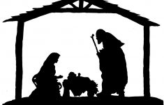 Free Printable Nativity Scene Pictures