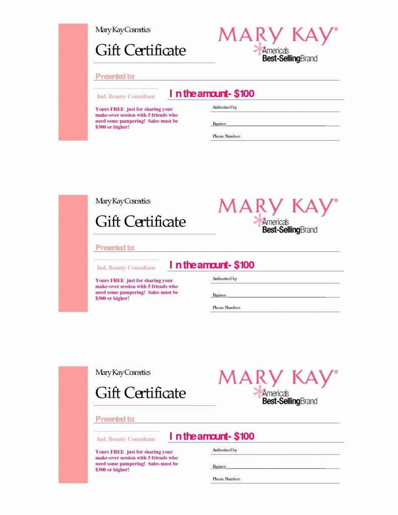 Free Gift Certificate Template For Nail Salon - Classy World - Free Printable Gift Certificates For Hair Salon