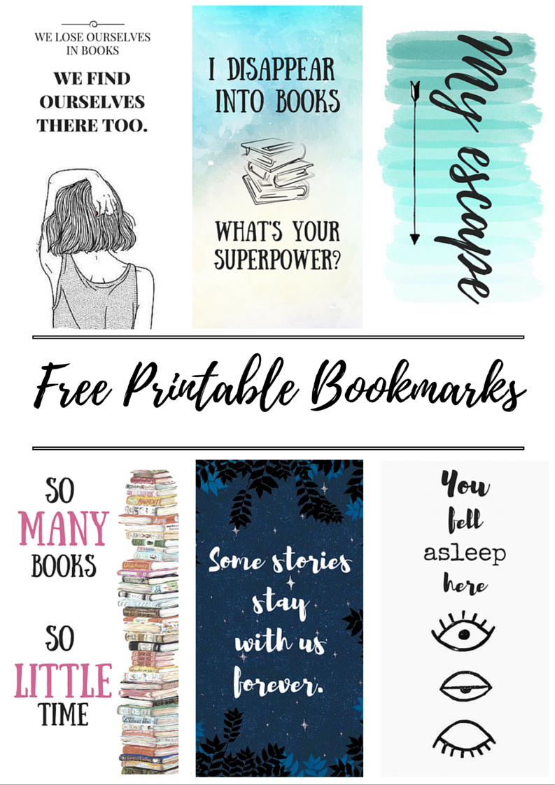 Free Printable Bookmarks   Crafty   Bookmarks, Free Printable - Free Printable Images