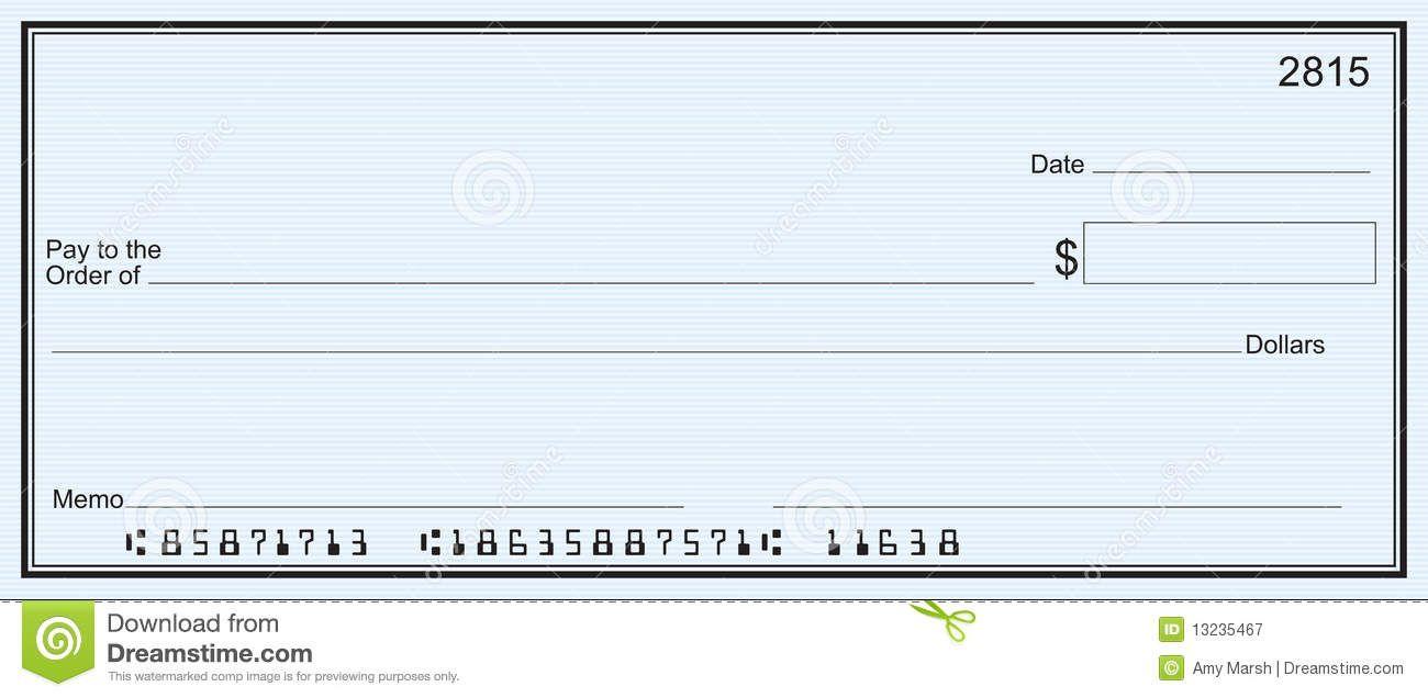 Free Printable Checks Template   Template   Pinterest   Blank Check - Free Printable Blank Checks