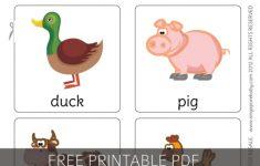 Free Printable Animal Cards