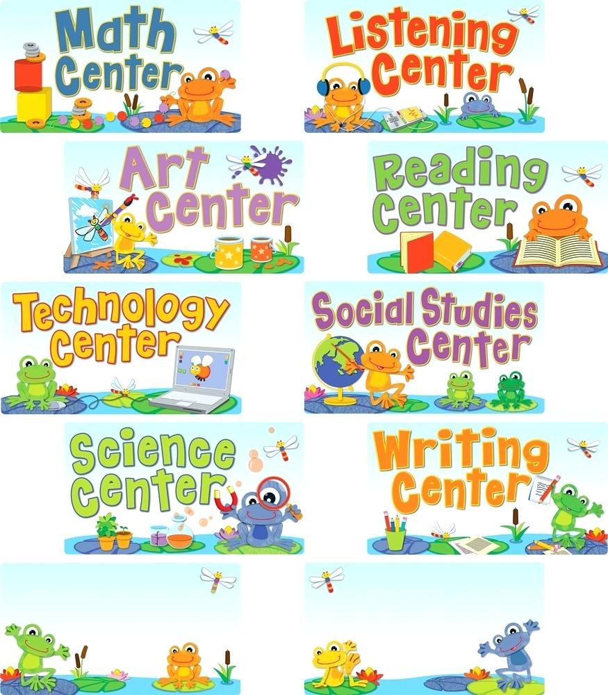 Free Printable Preschool Center Signs Collection Of Free - Free Printable Learning Center Signs