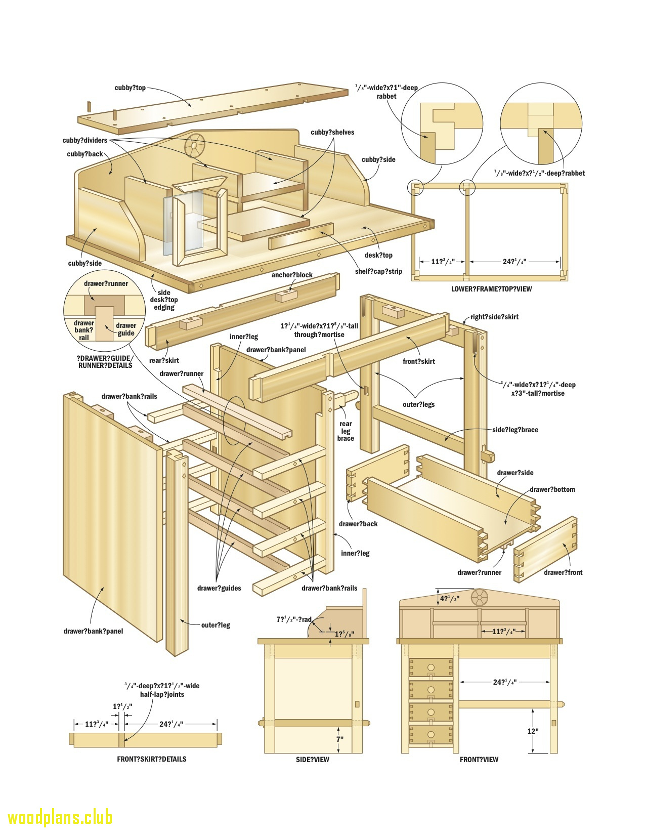 Free Printable Woodworking Plans - Uma Printable - Free Printable Woodworking Plans