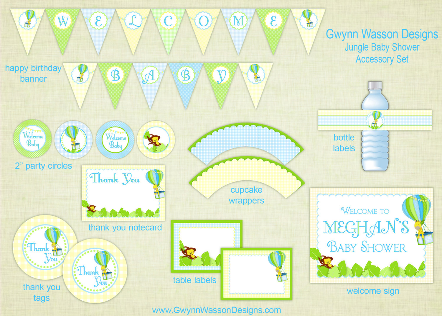 Free Printables For Baby Shower Decorations - Baby Shower Ideas - Free Printable Baby Shower Decorations For A Boy