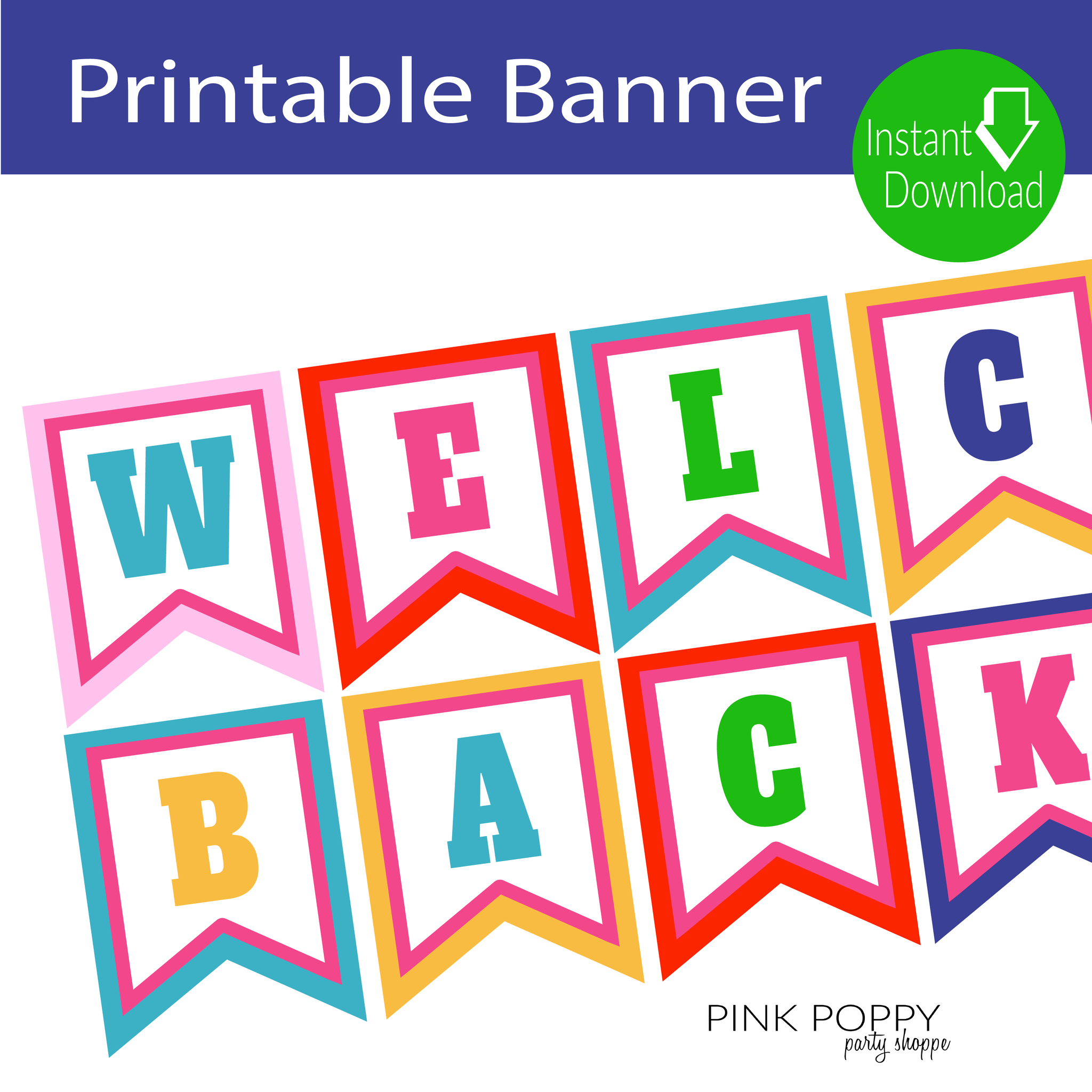 Free Printables} Welcome Back Banner   Children's Ministry - Free Printable Welcome Banner Template