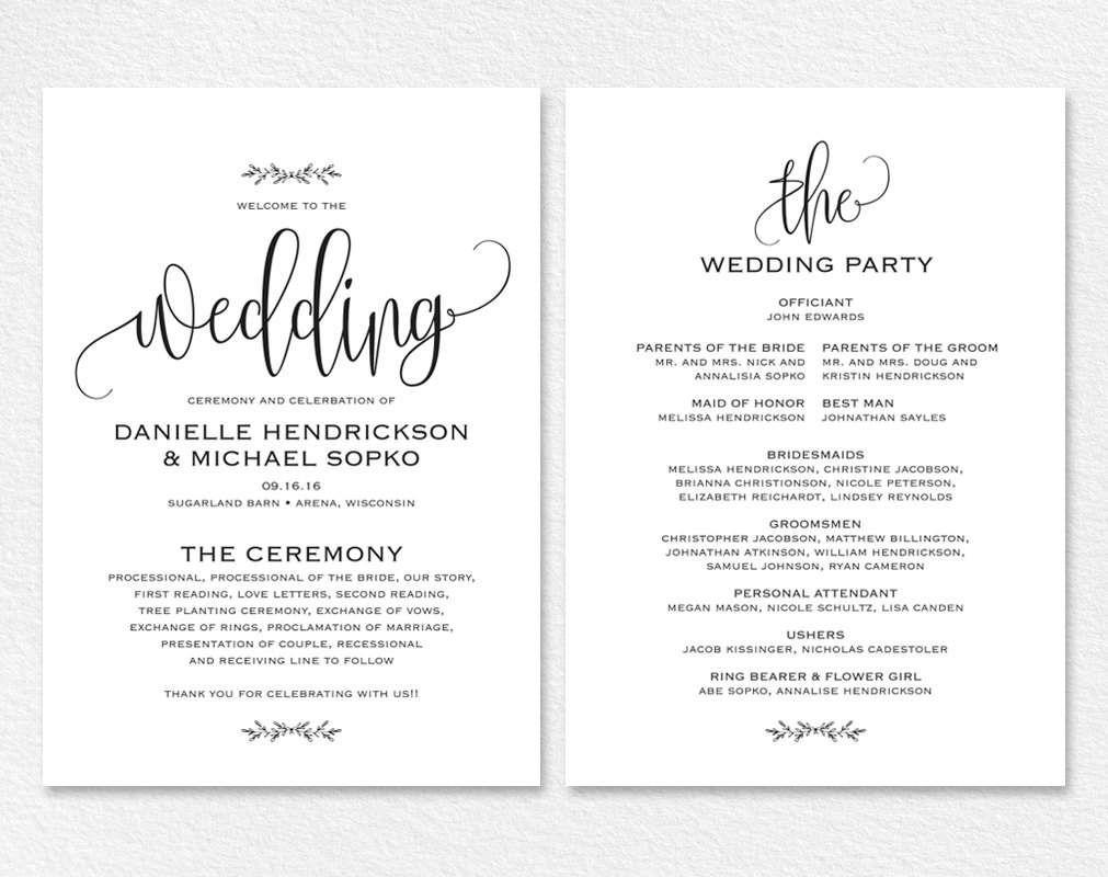 Free Rustic Wedding Invitation Templates For Word | Weddings - Free Printable Wedding Invitation Templates