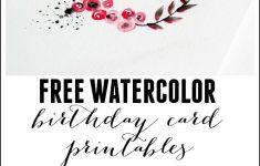 Free Printable Birthday Scrolls