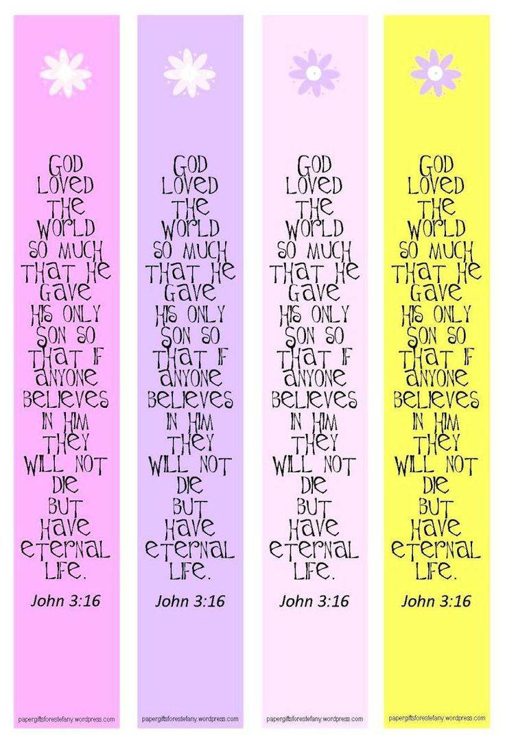 Free+Bible+Verse+Printable+Bookmark+Template | Booklover | Pinterest - Free Printable Bookmarks With Bible Verses