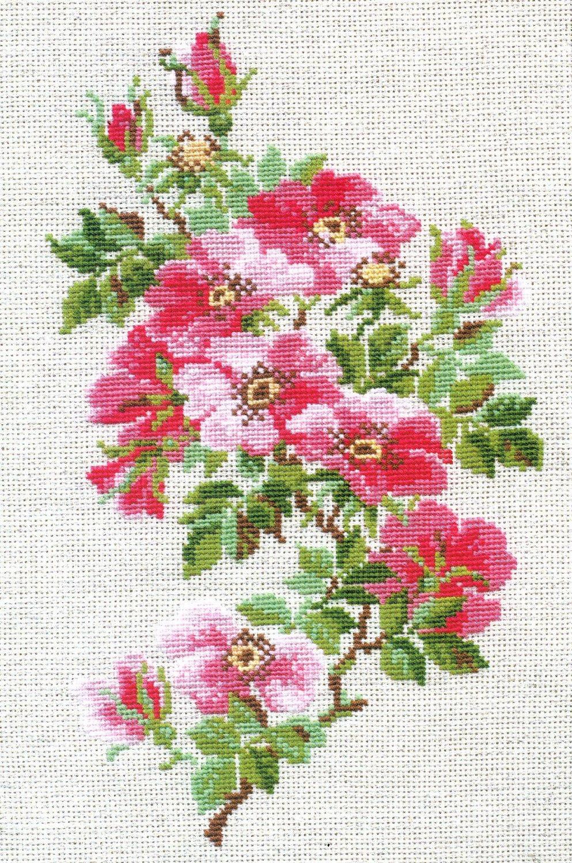 Horse. Free Cross Stitch Pattern | Better Cross Stitch - Free Printable Cross Stitch Patterns Flowers