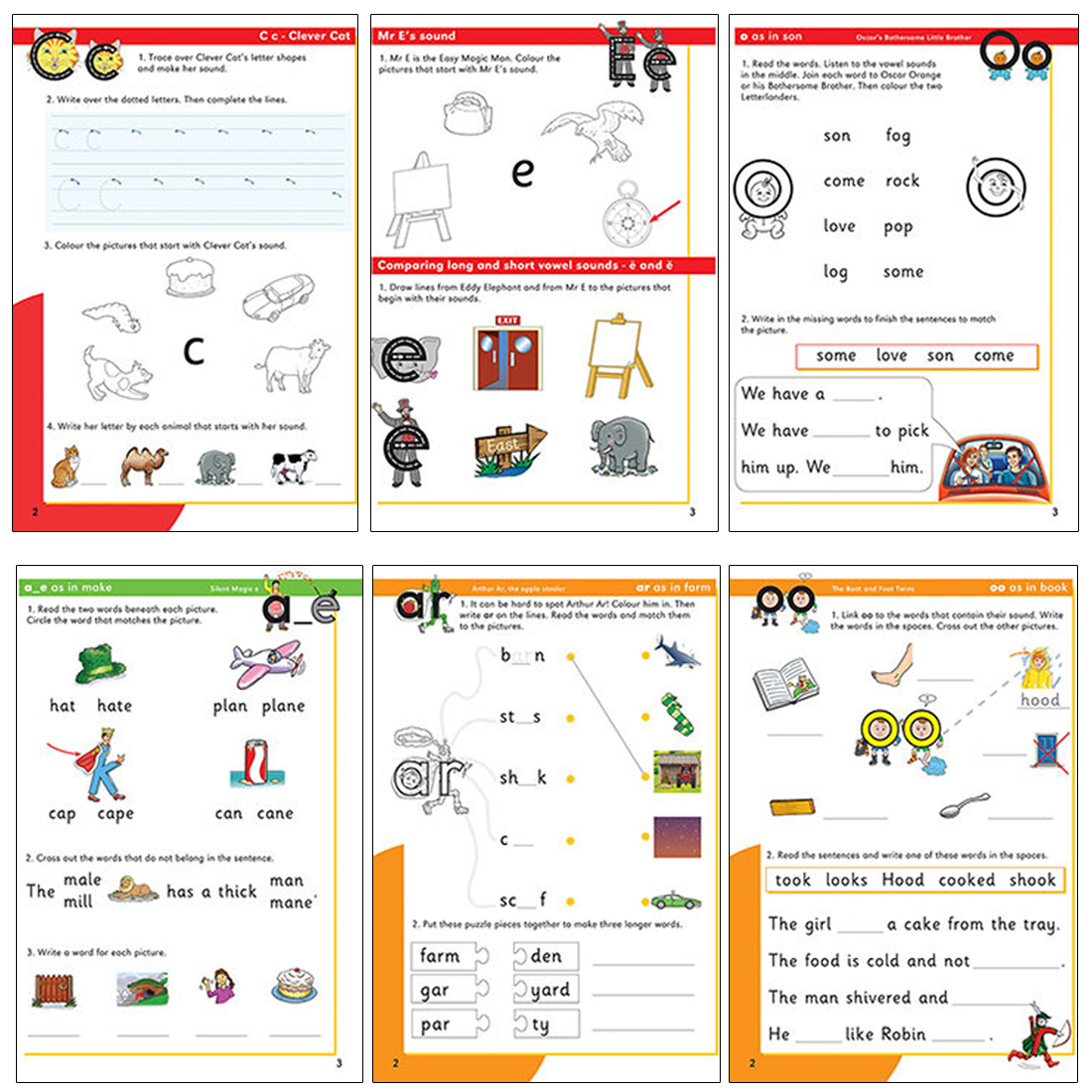 Letterland - Primary Years - Letterland Worksheets Free Printable