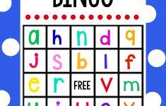 Free Printable Alphabet Games