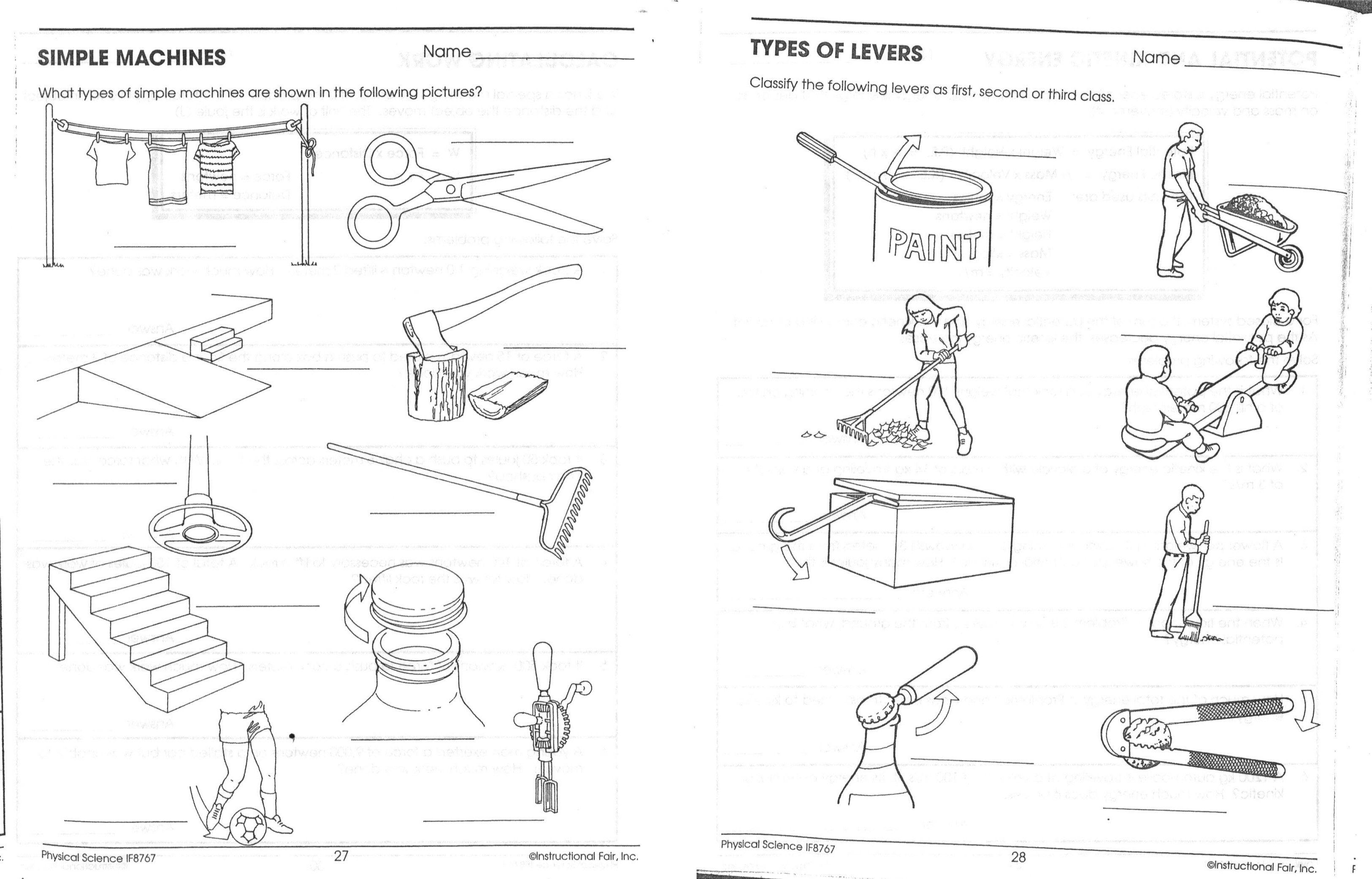 Pinjennifer Swindle On Teaching   Pinterest   Kinetic Energy - Free Printable Worksheets On Potential And Kinetic Energy