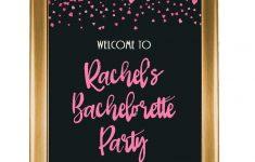 Free Printable Bachelorette Signs