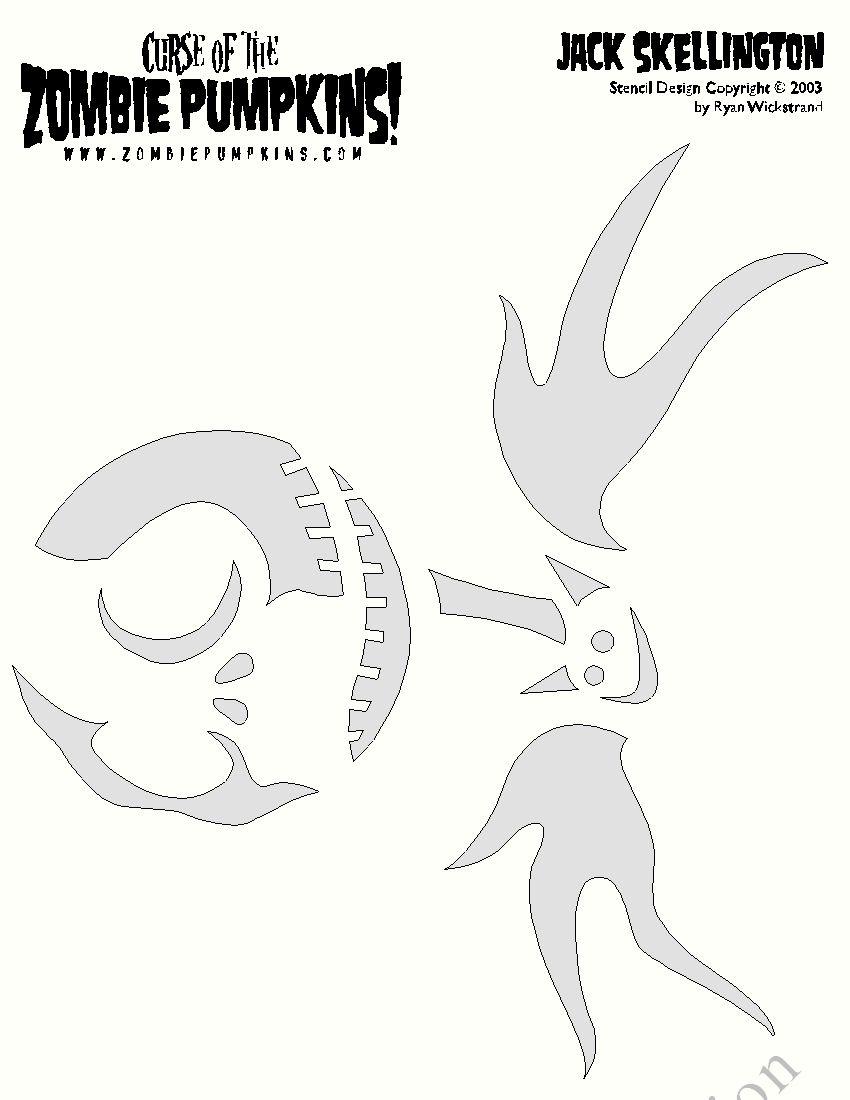 Sally Pumpkin Stencil | Jack+Skellington+Pumpkin+Carving+Designs - Jack Skellington And Sally Pumpkin Stencils Free Printable