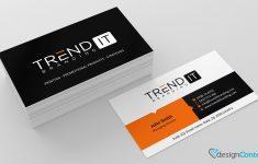 Online Business Card Maker Free Printable