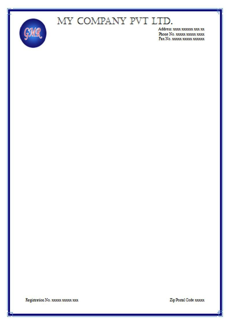 "Search Results For ""Uk Free Letterhead Templates  
