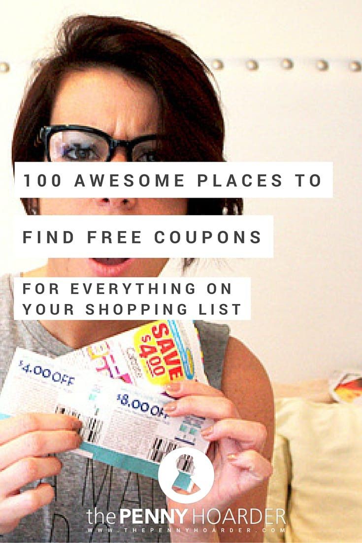 The 99 Best Places To Get Free Digital And Printable Coupons - Free Printable Coupons Without Coupon Printer