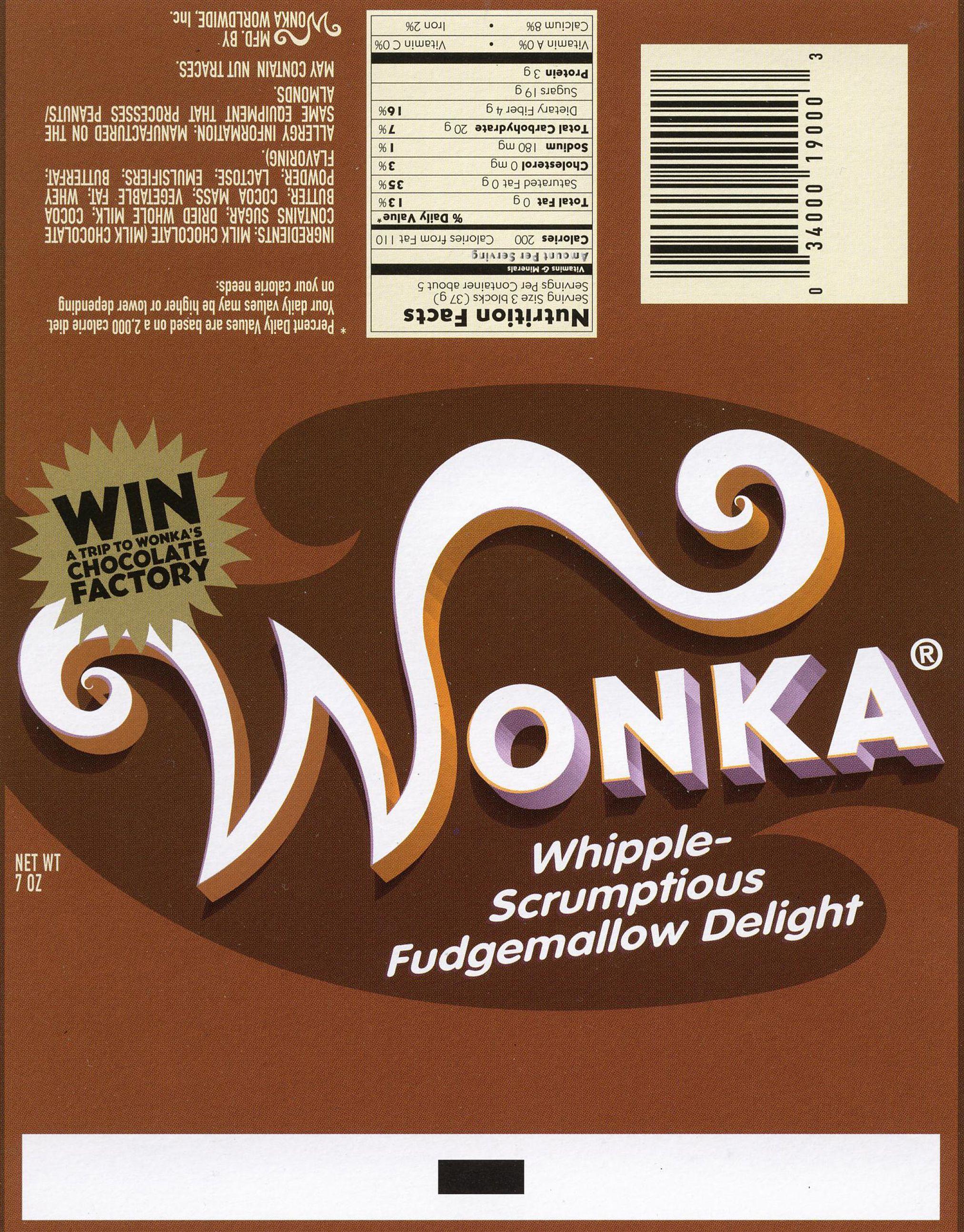 Wonka Bar   Love   Wonka Chocolate, Chocolate Bar Wrappers, Willy Wonka - Wonka Bar Wrapper Printable Free