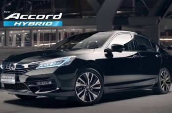 2020 Honda Accord Hybrid Concept, Redesign, Changes