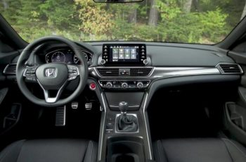 2020 Honda Accord Sport Interior, Exterior