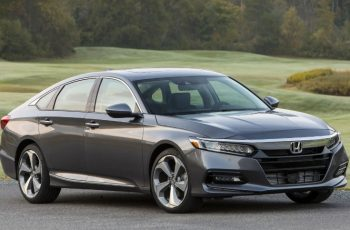 2020 Honda Accord Touring Engine Specs, Horsepower, MPG
