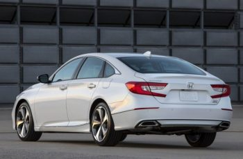 2020 Honda Accord Touring Release Date, Price, Colors
