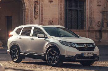 2020 Honda CRV Hybrid Concept, Redesign, Changes