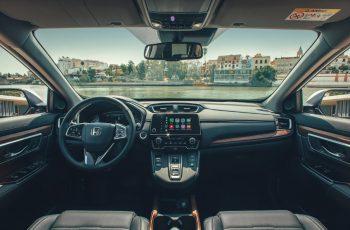 2020 Honda CRV Hybrid Interior, Exterior