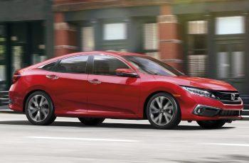 2020 Honda Civic Sedan Specs, Horsepower, MPG