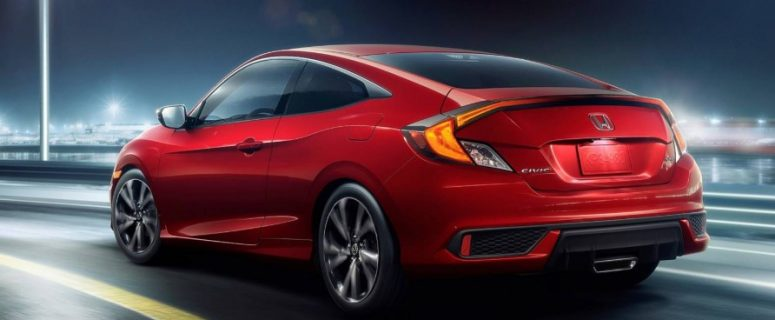 2020 Honda Civic Coupe Release Date, Price, Colors