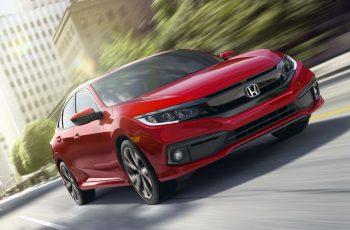 2020 Honda Civic Sedan Concept, Redesign, Changes