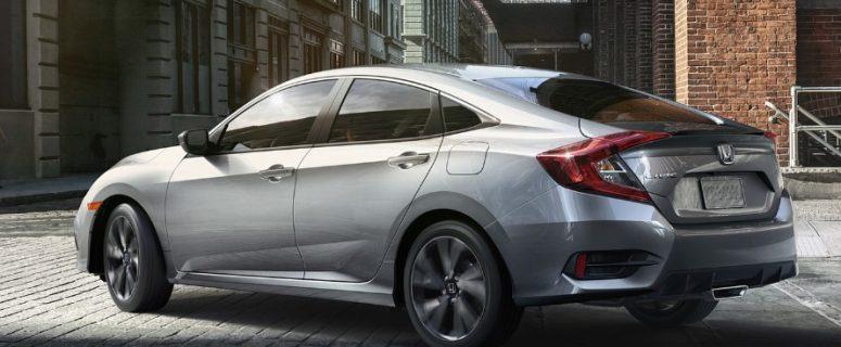 2020 Honda Civic Sedan Release Date, Price, Colors