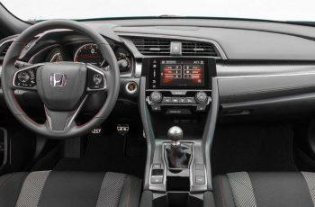 2020 Honda Civic Si Interior, Exterior